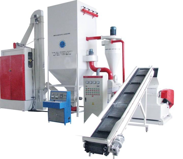 JZ-GCB300 Waste Circuit Board and electric board Production Line equipment