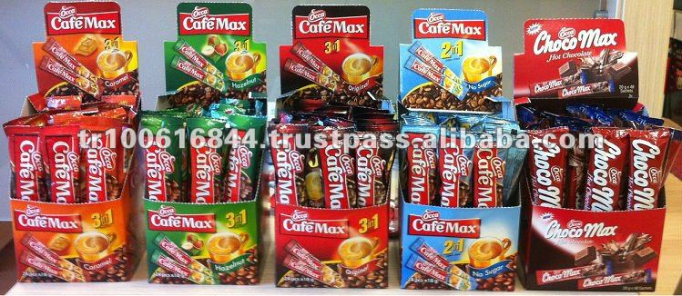 OCCA CAFEMAX 3in1 Coffee Mix -( SUGAR, COFFEE, CREAM)
