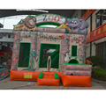 Professional new design inflatable bouncers pirate with low price
