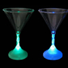 High quality 180ml party custom flashing plastic led cup