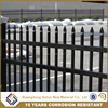 Easily Assembled Steel Rod Fence / Iron Fence Gates / Security Fence Supplies