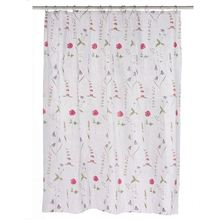 Bath folding peva transparent wholesale shower curtain