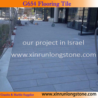 Flooring Tiles G654 Grey Granite