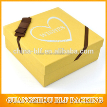 Packaging celebration gift box printing