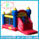 Inflatable Jumping Bouncy Castles With Slides For Sale