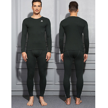 Hot sales winter keep warm long johns for men heated thermal underwear
