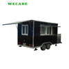 Hot selling outdoor food kiosk for sale