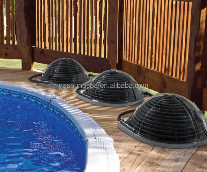 Inflatable Pool Energy Saving Solar panel solar water heater for small swimming pool