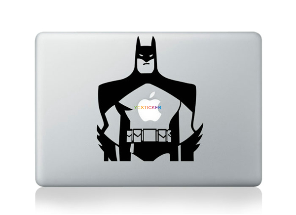 new design for macbook accessories decorative skin stickers removable reusable adhesive decal with waterproof