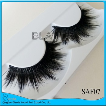 High Good Quality 3D Silk Lashes Faux Mink Lashes False Lashes