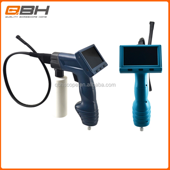 4S beauty shop hot sales cleaning borescope for Auto evaporator with 4 holes