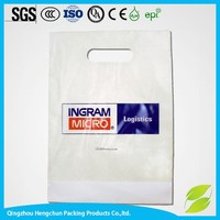 3A grade machine made plastic bag packing