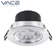 Factory price mini spot light round recessed led ceiling light 55mm cutout cob led downlight