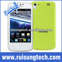 MTK6572W Doogee DG100 4.0inch WVGA Capacitive Screen mtk6572 Dual Core Smartphone 5.0MP Camera Android 4.2 OS 3G/GPS