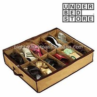 Shoe Organiser Under Bed Store