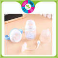 not easy broken silicone baby milk bottle