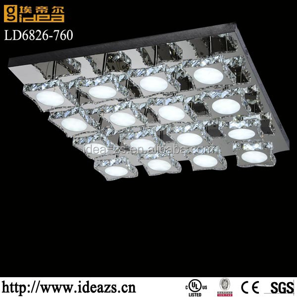 LD6826-760 explosion-proof ceiling lamp, purple ceiling lights, square led ceiling panel light