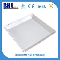 2016 economic clear cover sheets asa vacuum forming plastic led ice bucket
