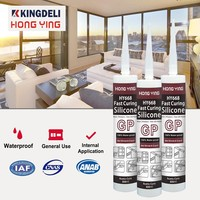 anti-fungus acetic silicone sealant for door and window