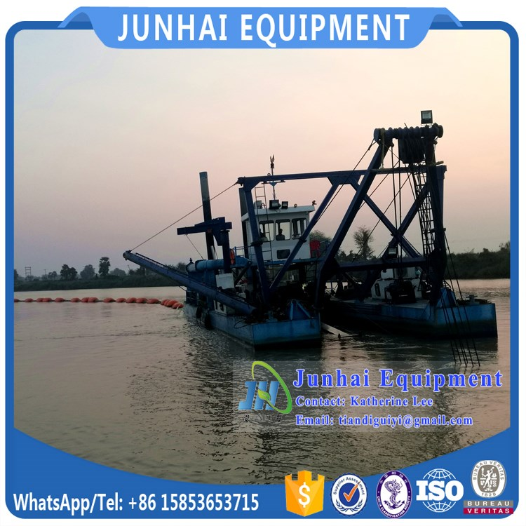 China Low Price 6Inch Mini River Sand Suction Pumping Machine Dredger for Sale