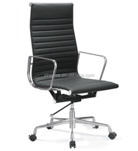 Luxury PU leather ergonomic office computer chair modern furniture executive office chairs leather Charles office chair