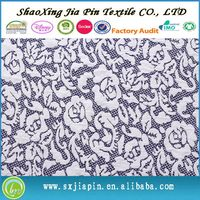 Good quality top sell english word pattern jacquard fabric
