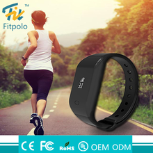 latest waterproof heart rate monitor mi band 2 veryfit smart bracelet for android and ios phone