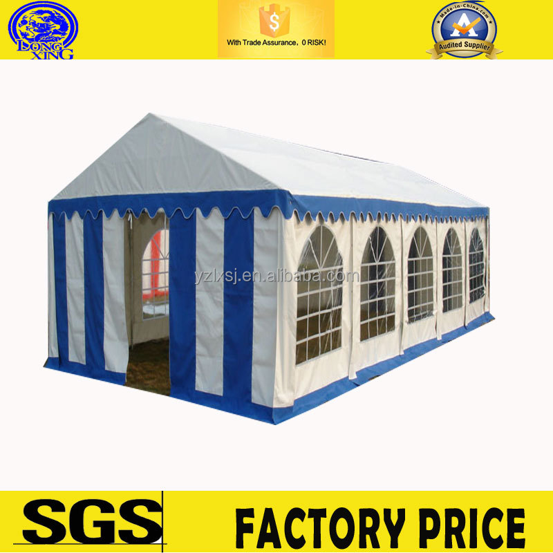 Plastic Luxury Hall Decorations Party Marquee Wedding Tent party tent for wholesales