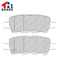 Suzuki \Renault spare parts brake pad sets disc brake