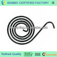 Cable coil spiral spring