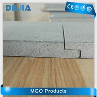 Exterior Wall Material Glass Magnesium Decorative Mgo Sip Panels