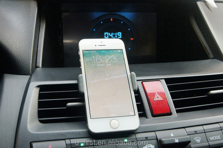 Universal Car 360 Rotating Mount Holder for Cell Phones, Mobile phone holder for Universal Car
