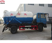 hot sale sewage truck sewer cleaning vehicle