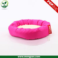 Soft fleece inflatable dog bed comfortable sleep dog house pet bed