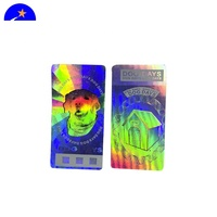 Manufacturer Directly Custom Eggshell Holographic Sticker For Streets Arts Tags,Unique Permanent Hologram Egg Shell Stickers