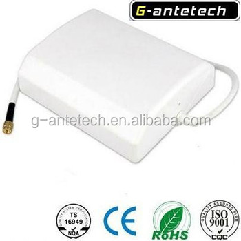 Free sample 2300~2700MHZ wall mounting panel antenna