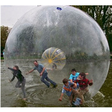 Super Big Jumbo Water Walking Ball, 4 Meters Giant Water Ball to Load More Players