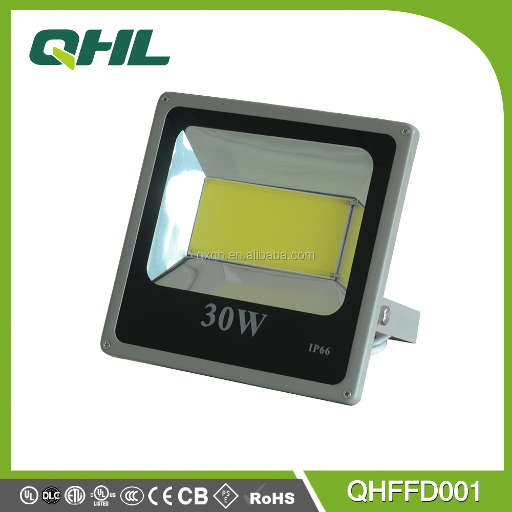 140-170LM/W 200W outdoor UL listed LED flood light with UL