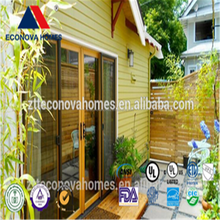 2015 luxury prefabricated wooden houses for sale with middle east standard