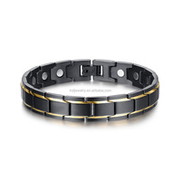 Fashion Wholesale Stainless Steel 4 in 1 Magnetic Bracelets China