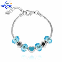 Fashion Jewelry 925 Sterling Silve Lobster Clasp Charm Bracelet Natural Gemstone Type Bracelets Bangles