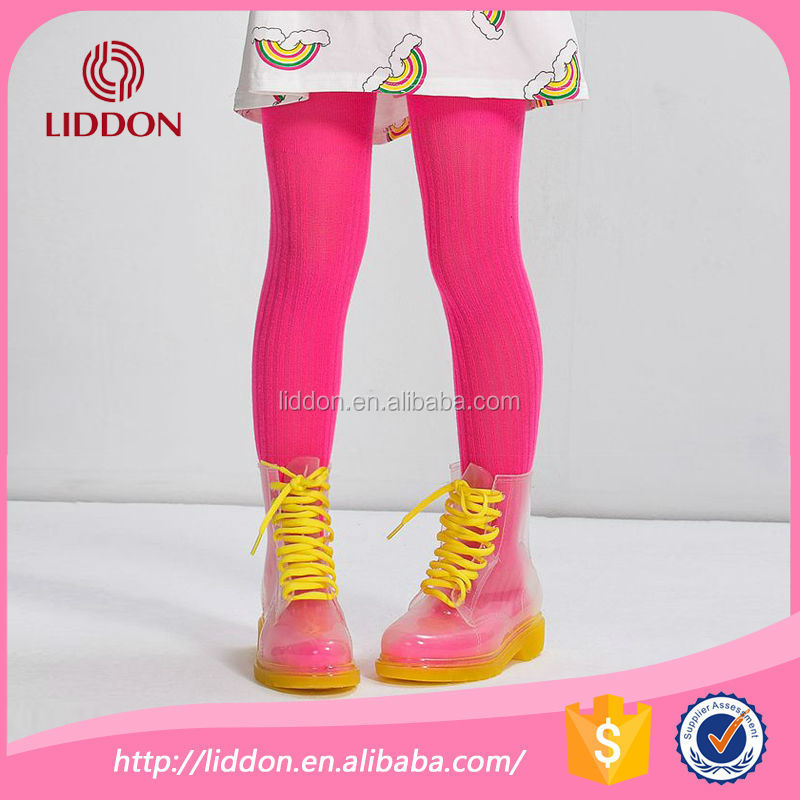 children's clothing new japanese and korean fashion children pantyhose girls children cotton leggings
