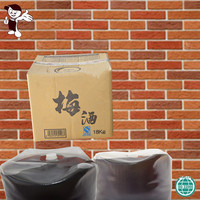 18L/ctns Japanese Plum wine