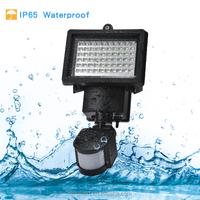 Outdoor Led Floodlights Solar Spotlights Waterproof Garden Light Exterior Project lamp