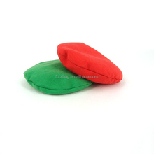 Hot selling color mini bean bag toss game with bean bag sand bag