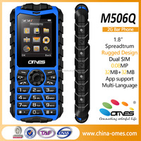 X506Q OEM low end basic mobile phone with very good price 1.77 inch quad band model