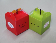 Mini cake packaging boxes