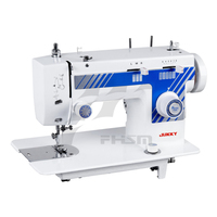 JH307B Multi-Function Domestic Sewing Machine with box mini motor or table