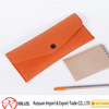 Most popular items high quality simple design felt pencil pouch for sale