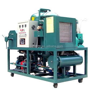Waste Transformer Oil Recycle Plant/Mineral Oil Reclamation Equipment/Used Transformer Oil Filter Machine